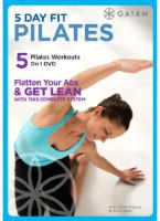 5 Day Fit Pilates DVD